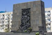 Ghetto Heroes Memorial