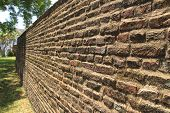 Historic Brick Wall