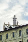 Alcatraz Island Lighthouse, San Francisco, California