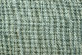 Textile Texture Of Rough Green Fabric