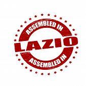 Assembled In Lazio