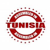 Assembled In Tunisia