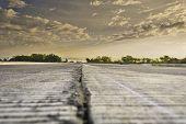 New Concrete Road