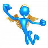 Jump For Joy Angel