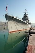 Russian Warship, Novorossiysk, Russia
