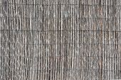 Straw Wall Background Texture