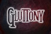 Gluttony Concept