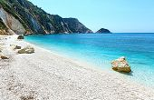 Petani Beach (kefalonia, Greece)