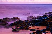 Sunset in Kauai