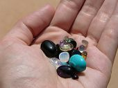 Handful Of Cabochons