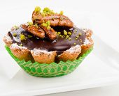 Sweet Chocolate Cupcake
