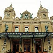 Casino Monte-carlo , Monaco