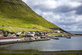Klaksvik Faroe Island, North Atlantic