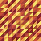 Vintage geometric Retro pattern,
