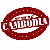 Assembled In Cambodia