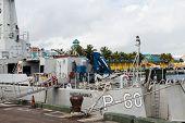 Bahamas Military Boat