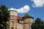 Постер, плакат: Old Castle Stuttgart Germany