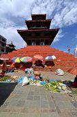 Market In Kathmandu, Nepal