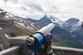 Mountain Teloscope - Stock Photo