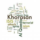 stock photo of isis  - KHORASAN - JPG