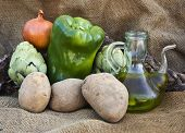 vegetables from Spain
