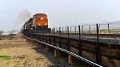 BNSF Diesel-Electric Locomotive