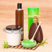 Spa And Body Care Cosmetics