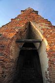 Arch Of Thai Architecture