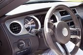 Luxury Steering Wheel