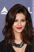 LOS ANGELES - FEB 5:  Victoria Justice at the Delta Air Lines Toasts 2015 GRAMMYs at a SOHO House on February 5, 2015 in West Hollywood, CA