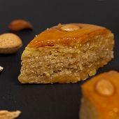 stock photo of baklava  - Ramadan Sweet  - JPG