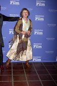 SANTA BARBARA - FEB 5:  Kathy Knapp at the Santa Barbara International Film Festival - American Riviera Award at a Arlington Theater on February 5, 2015 in Santa Barbara, CA