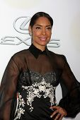 LOS ANGELES - FEB 6:  Gina Torres at the 46th NAACP Image Awards Arrivals at a Pasadena Convention Center on February 6, 2015 in Pasadena, CA