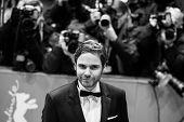 BERLIN, GERMANY - FEBRUARY 05: Daniel Bruehl. Nobody Wants the Night, Opening Night premiere  65th Berlinale International Film Festival at Berlinale Palace on February 5, 2015 in Berlin, Germany