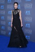 LOS ANGELES - JAN 16:  Michelle Monaghan arrives to the Critics' Choice Awards 2015  on January 16, 2015 in Hollywood, CA