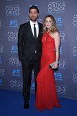 LOS ANGELES - JAN 16:  Emily Blunt & John Krasinski arrives to the Critics' Choice Awards 2015  on January 16, 2015 in Hollywood, CA