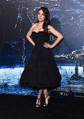 LOS ANGELES - FEB 02:  Mila Kunis arrives to the
