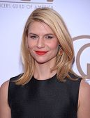 LOS ANGELES - JAN 24:  Claire Danes arrives to the 26th Annual Producers Guild Awards  on January 24, 2015 in Century City, CA
