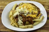 Chili Cheese Fries Meal