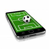 Soccer On Smartphone, Sports App