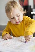 Baby Painting Sheet