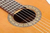Classical acoustic guitar - music background