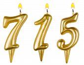 Candles Number Seven Hundred Fifteen