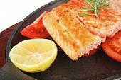 foto of gold panning  - healthy sea food - JPG