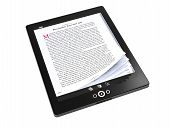 E-books on the tablet PC