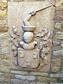 Another Wall Sculpture Santa Barbara Castle