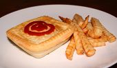 Meat Pie And Chips