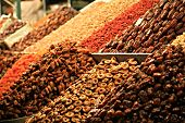 Food Stall In Marrakech Souk