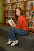 Sneaking A Text Message In Library