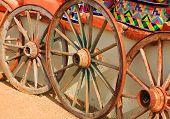 Wagon Wheels2